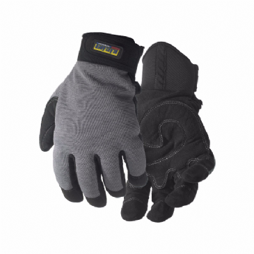 Blaklader 2235 Craftsman Glove - Stretch (Black/Grey)